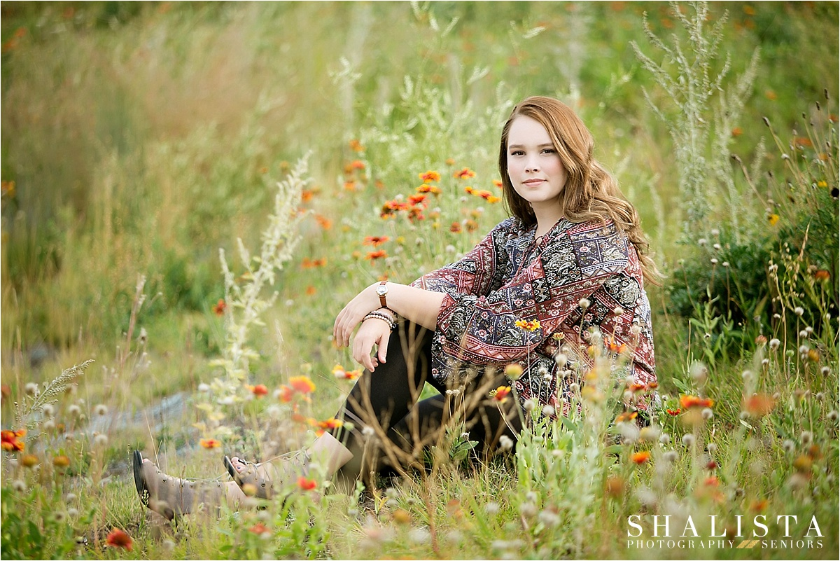 South Dakota Senior portrait photographer