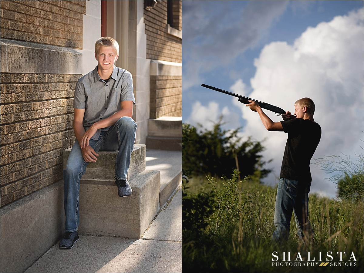 Shalista Photography - Senior Boy