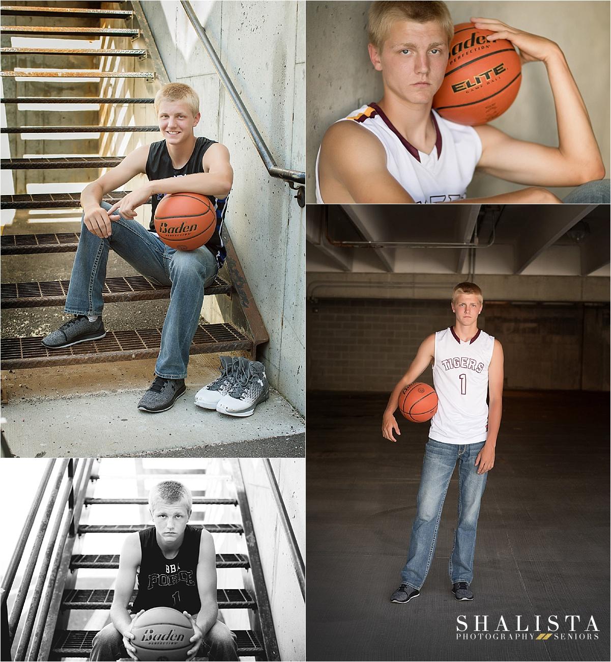 Shalista Photography - Senior Guys