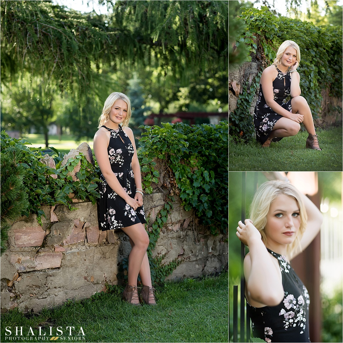 McKennan Park Senior Photos | Shalista Photography