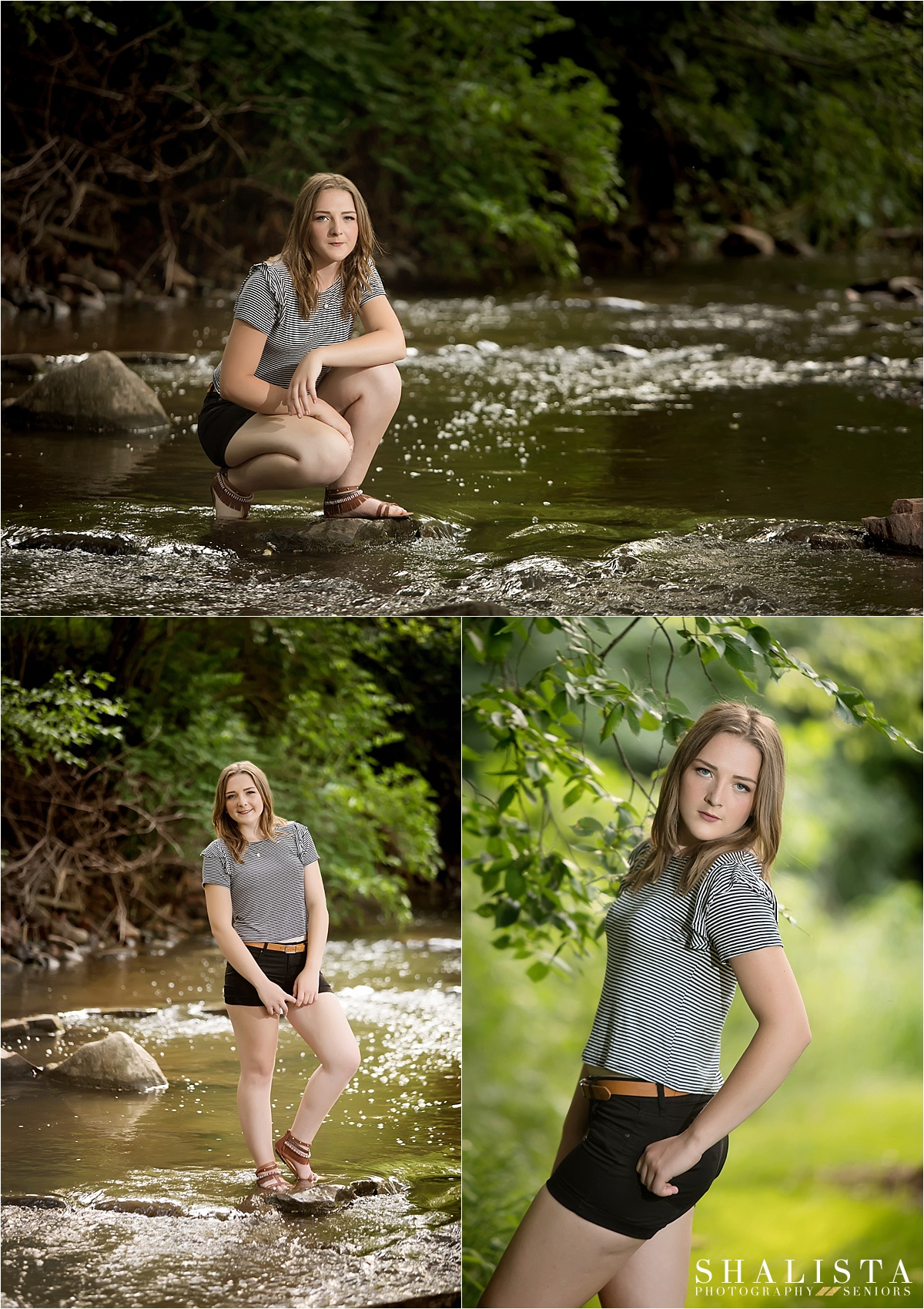 South Dakota outdoor Senior Photos | Shalista Photography