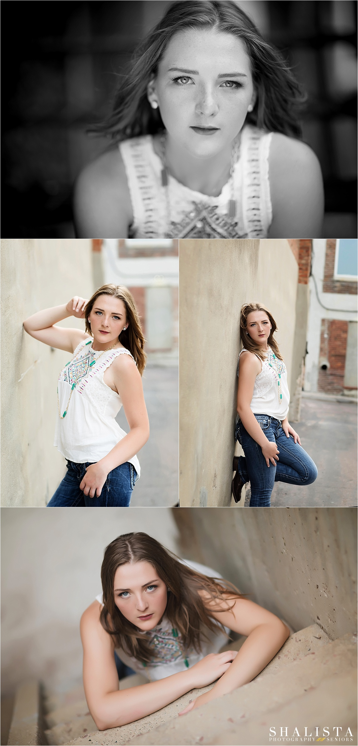 Sioux Falls Senior Photos | Shalista Photography