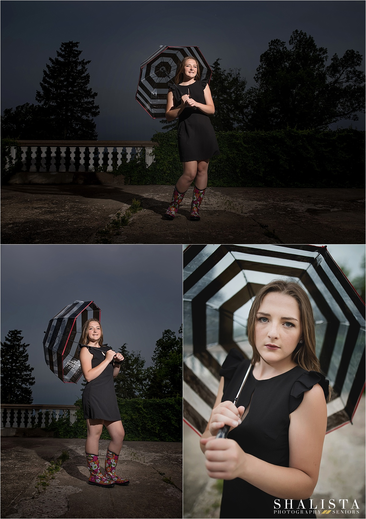 SIoux Falls Terrace Park Senior Photos