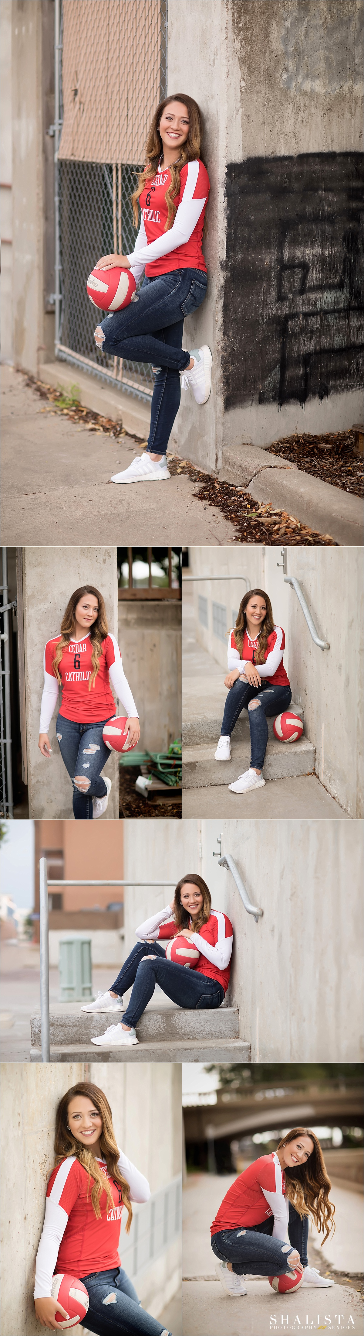 Senior Volleyball Images