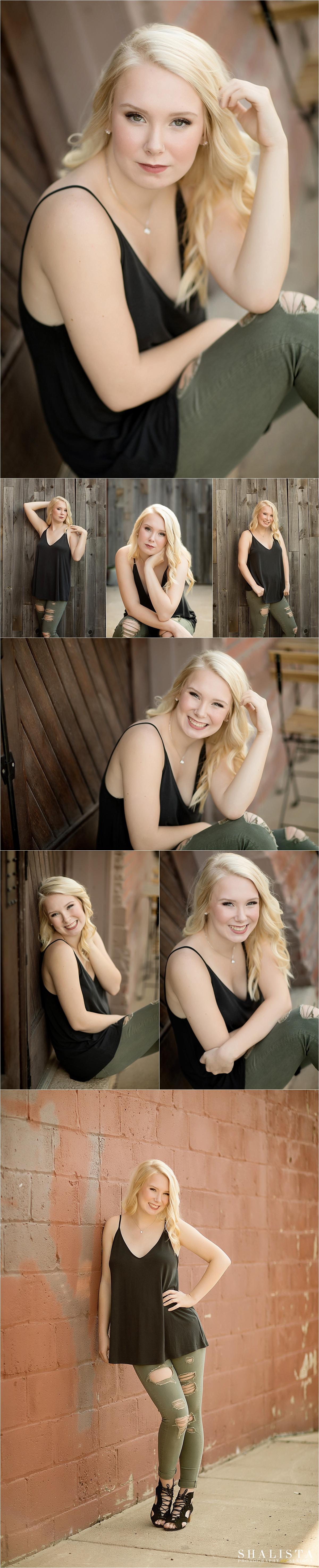 Senior Photos at Breadico
