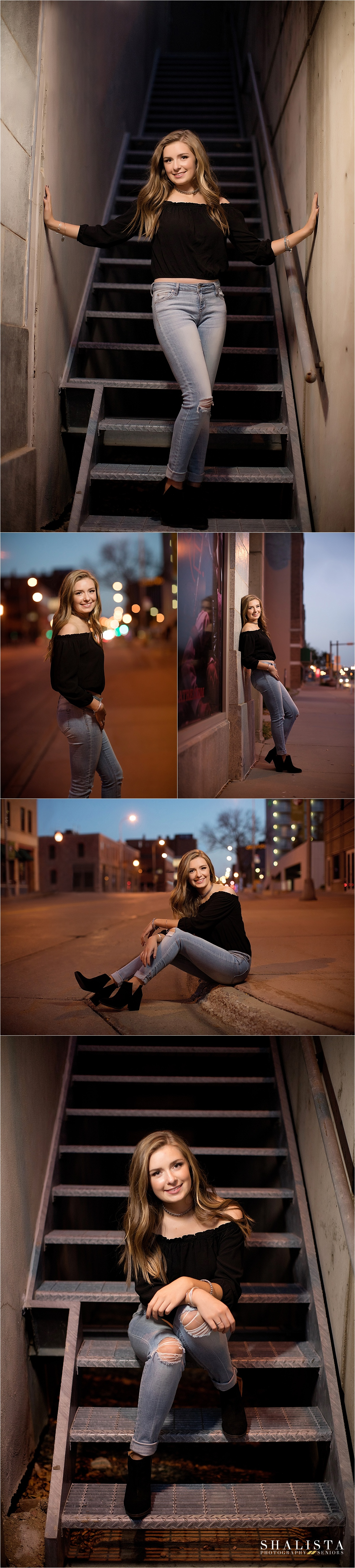 Sioux Falls After Dark Portraits