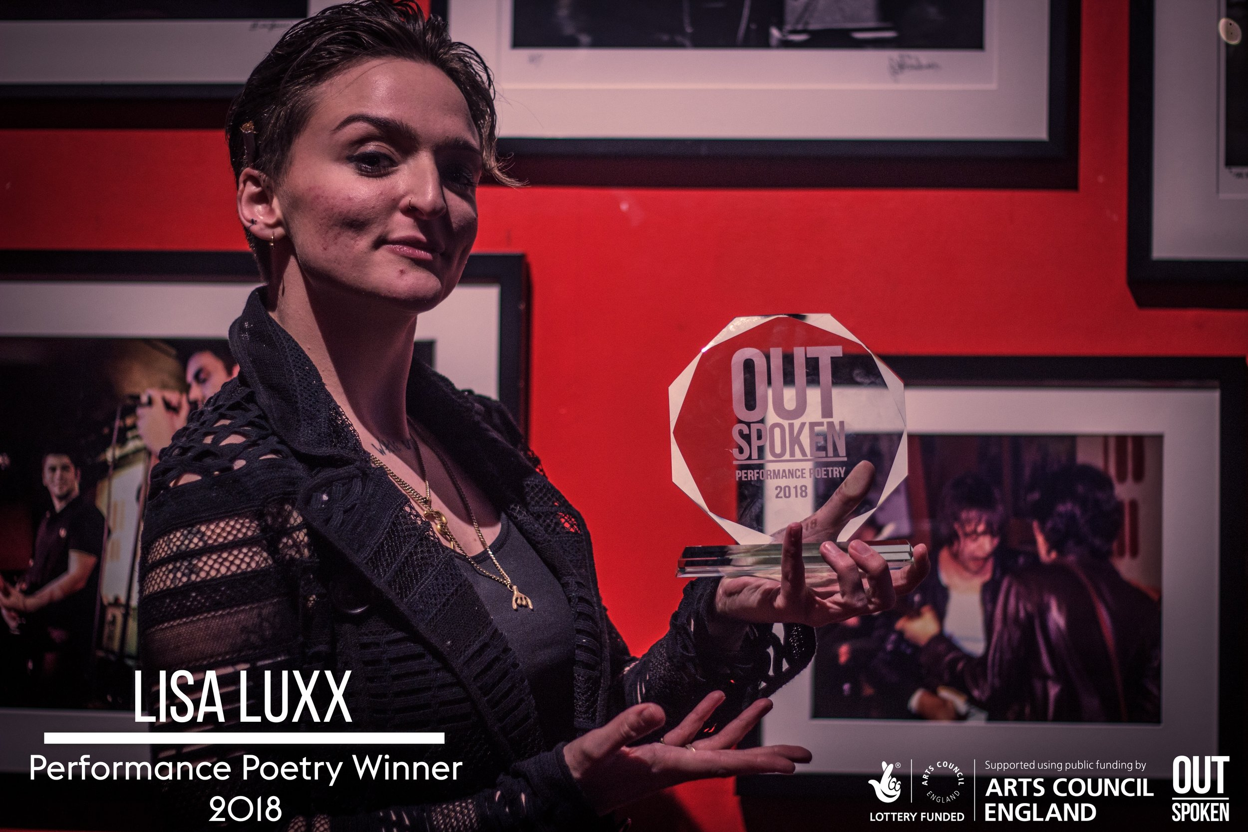 Performance Winner: Lisa Luxx - Click to watch performance