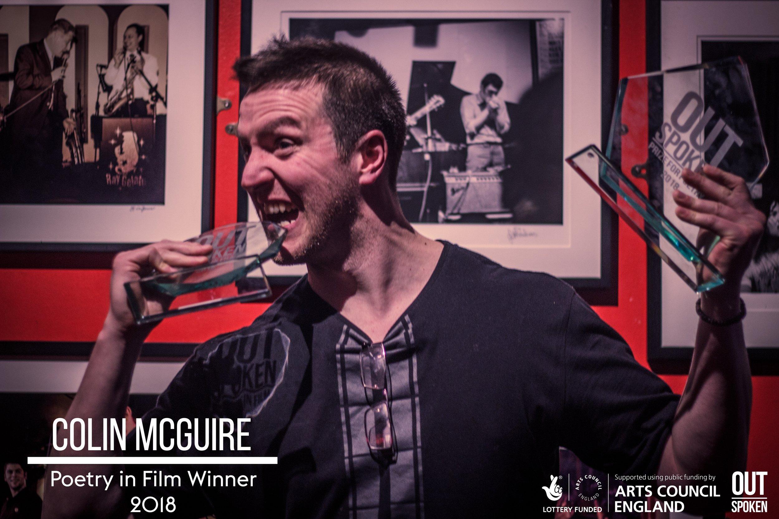Film Winner: Colin McGuire - Click to watch film
