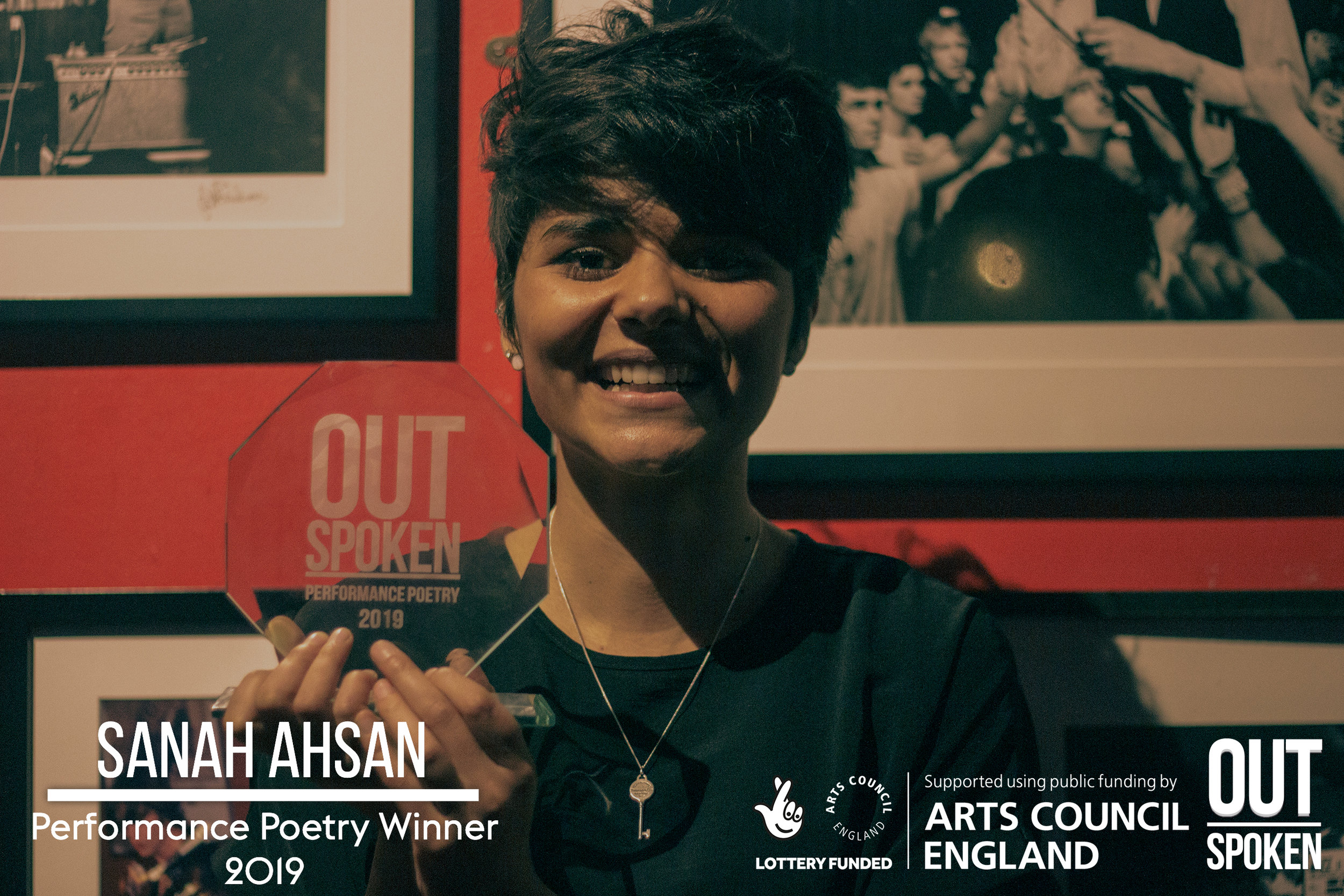 Performance Winner: Sanah Ahsan - Click to watch performance
