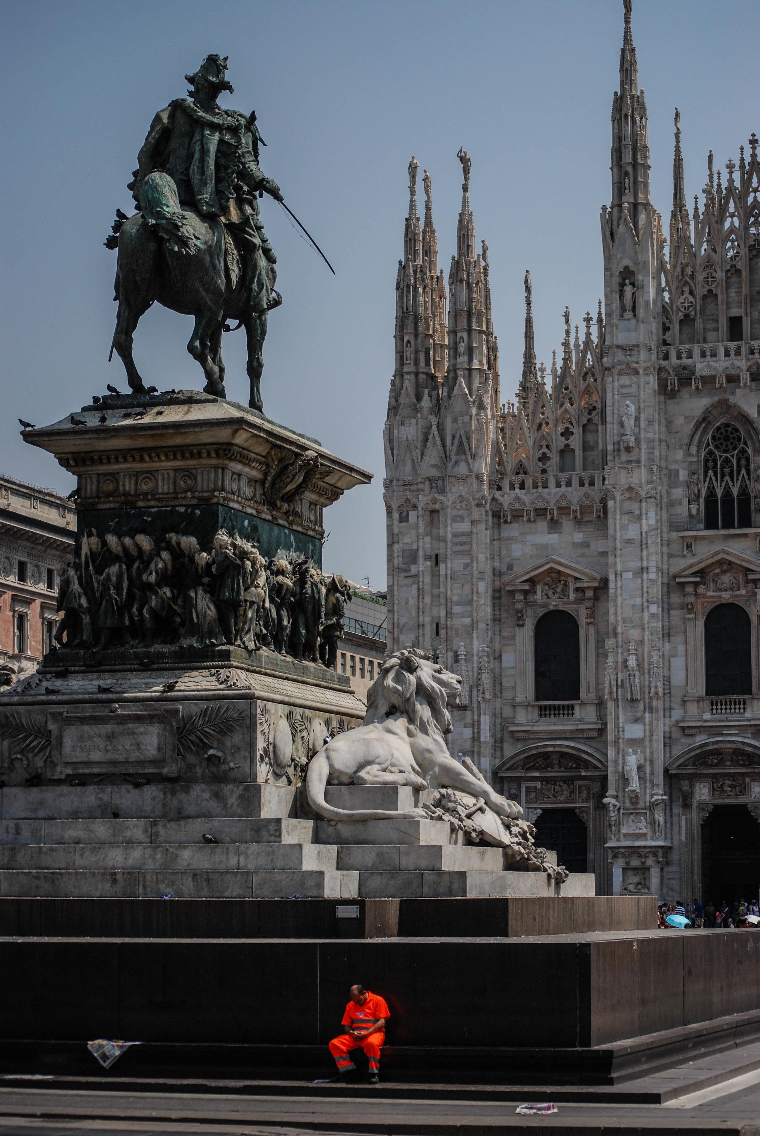 Milan, Italy   2012