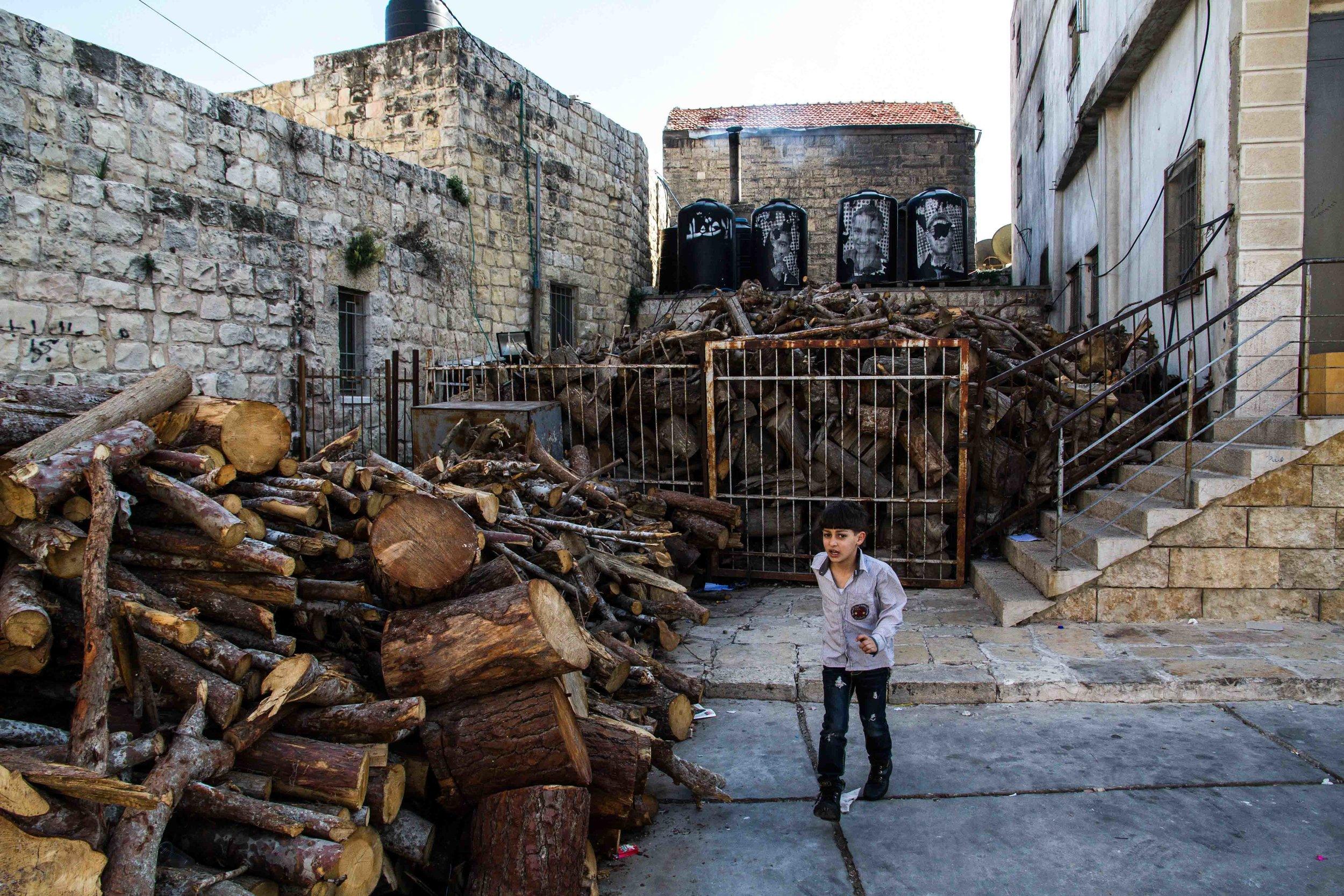 Ramallah, Westbank   2014