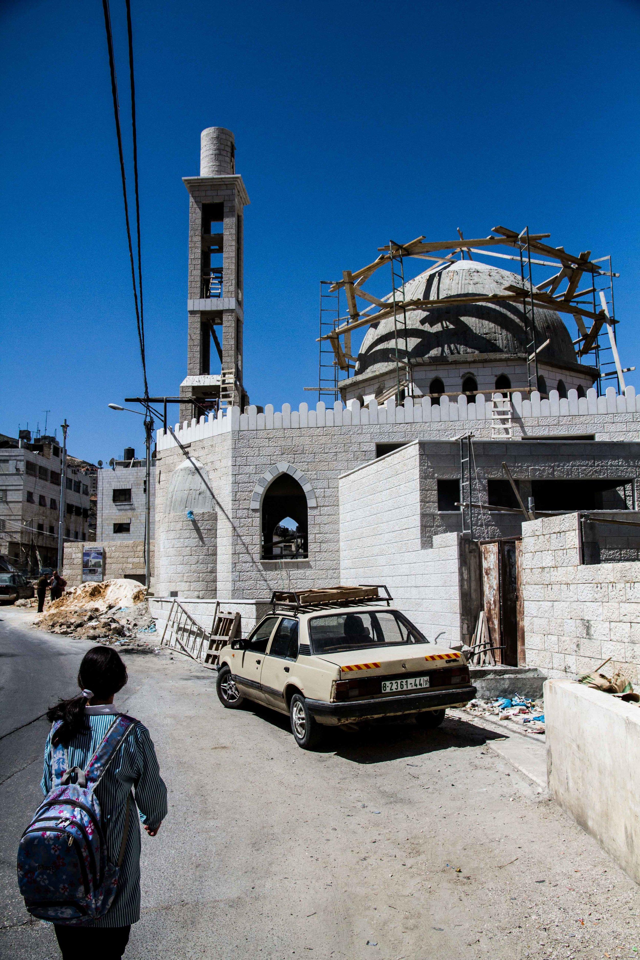 Nablus, Westbank | 2014