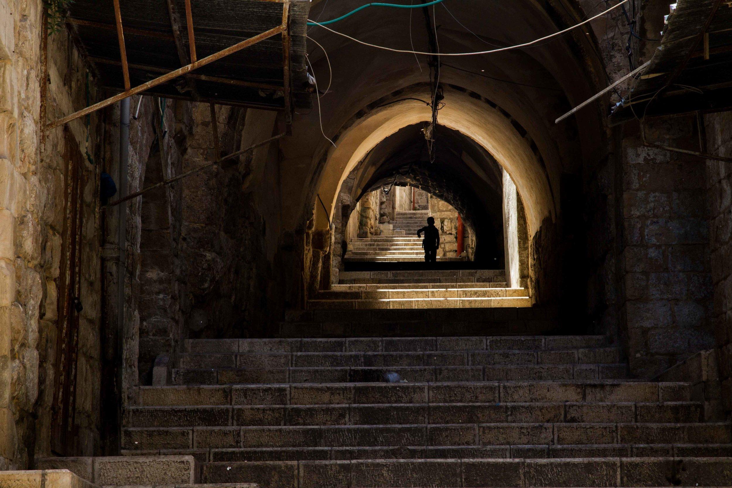 Nablus, Westbank   2014