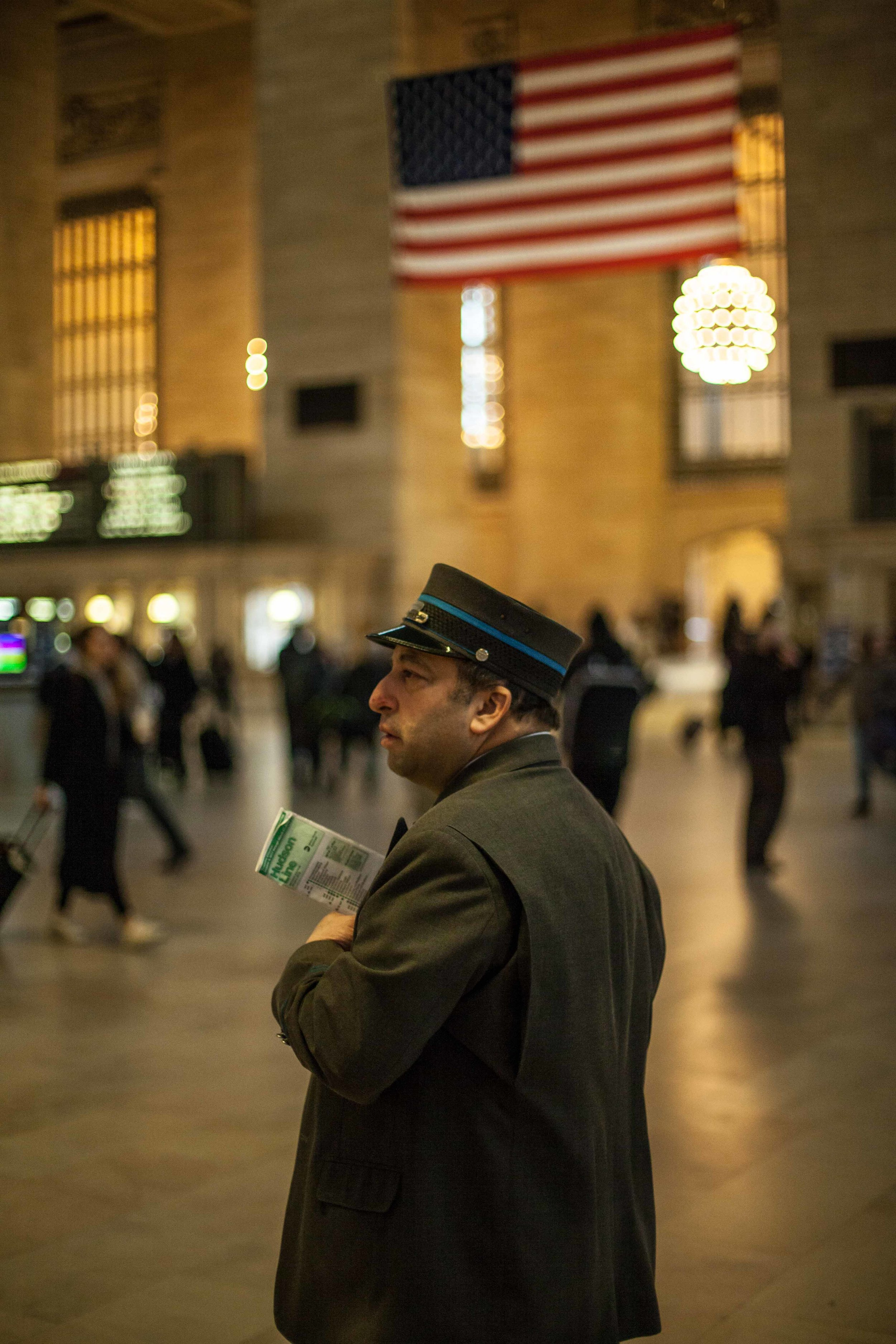 GRAND CENTRAL STATION, NEW YORK | 2018