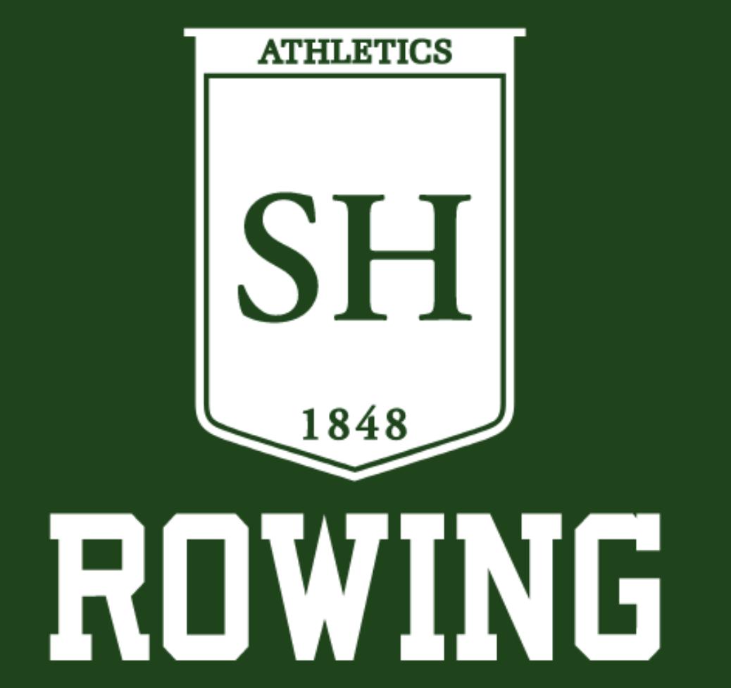 Sacred Heart Rowing Fall 2019