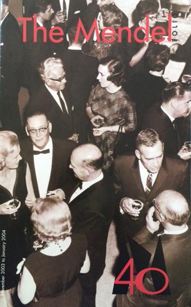 Mendel Art Gallery 40th Anniversary publication.