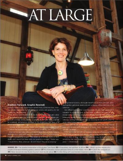 Bucks Life Magazine, 2011