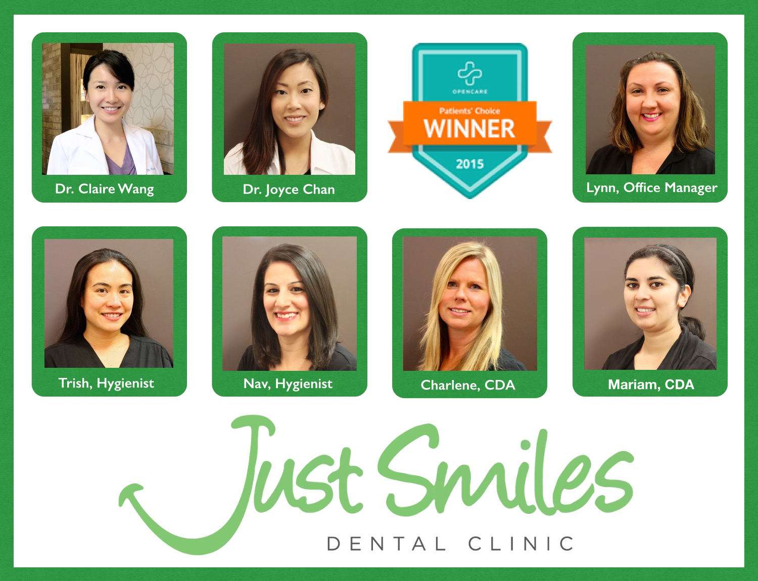 Just Smiles Dental Staff