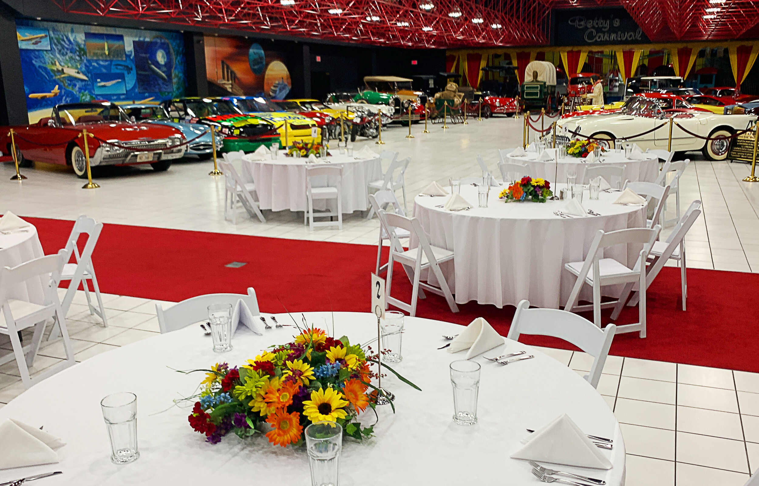 May 17, 2020Event Dinner - The 6th Annual Fresh Start Caring For Kids Jermaine Dye Celebrity Golf Classic will kick-off with a dinner party hosted at Rich Harvest Farms in their world-renowned car museum. This dinner party is for both golfers and non-golfers a like. The evening will feature live and silent auctions with prizes and various experience packages. CLICK HERE