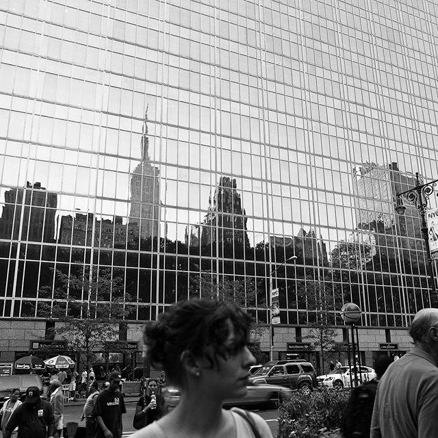 #nyc #empirestatebuilding #bryantpark
