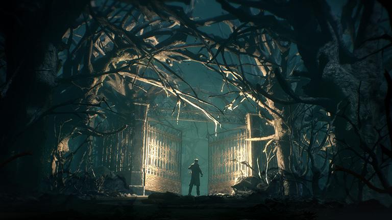 True horror awaits in the atmospheric Darkwater Island