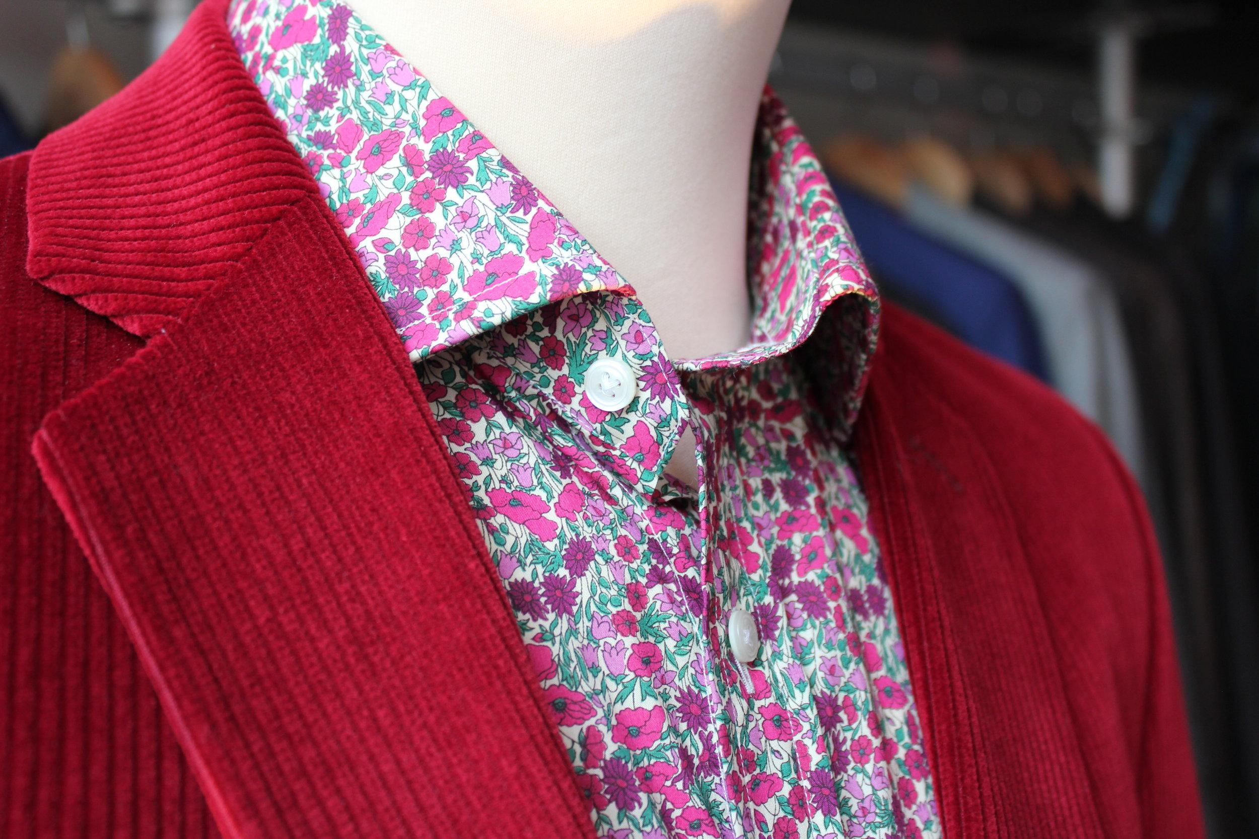 red-cord-corduroy-dugdale-jacket-british-bespoke-tailoring-liberty-print-shirt-tana-lawn-all-uk-made-floral.JPG
