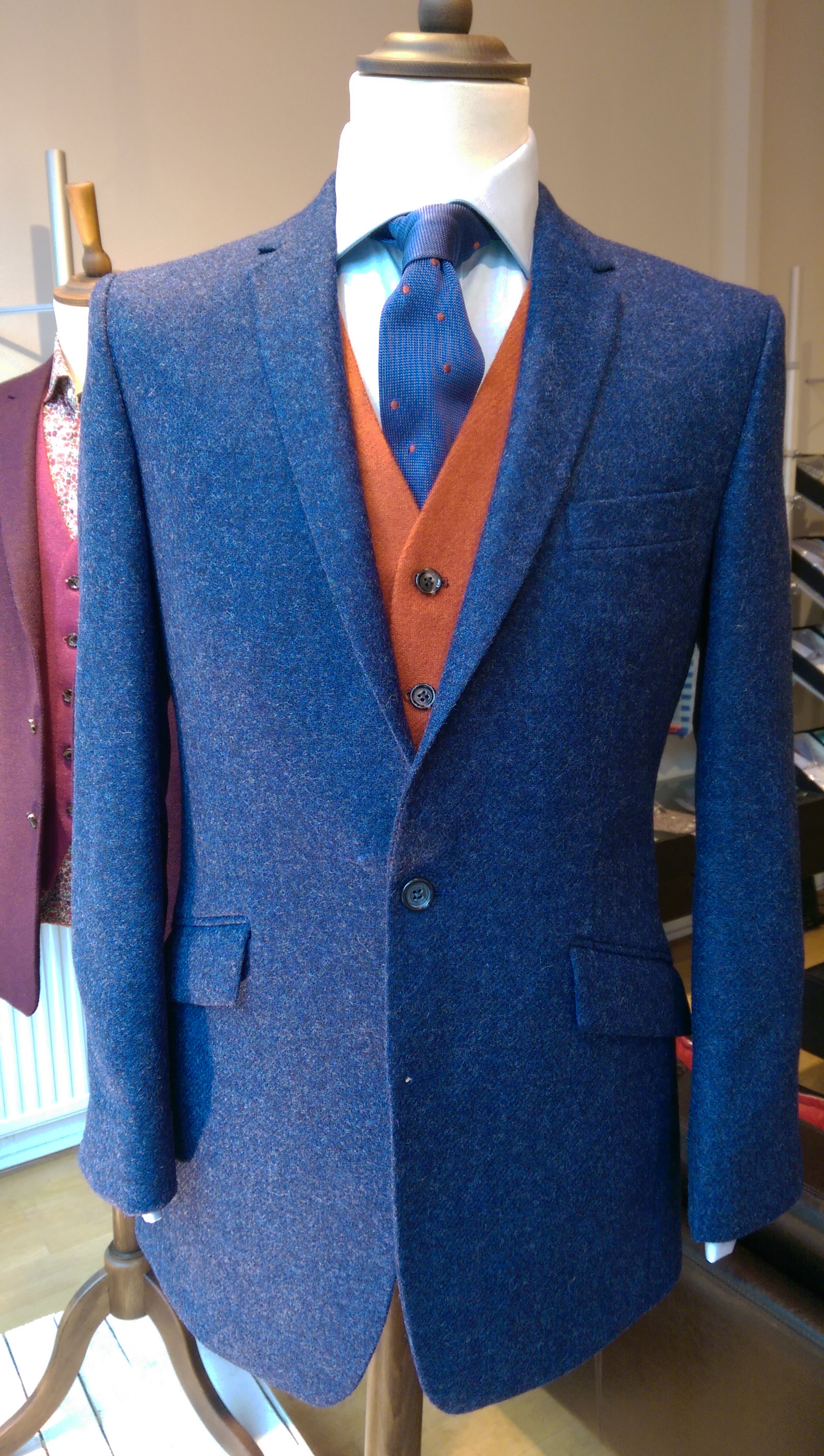 blue-tweed-wool-moon-orange-waistcoat-jacket-british-uk-made-augustus-hare-tie.jpg