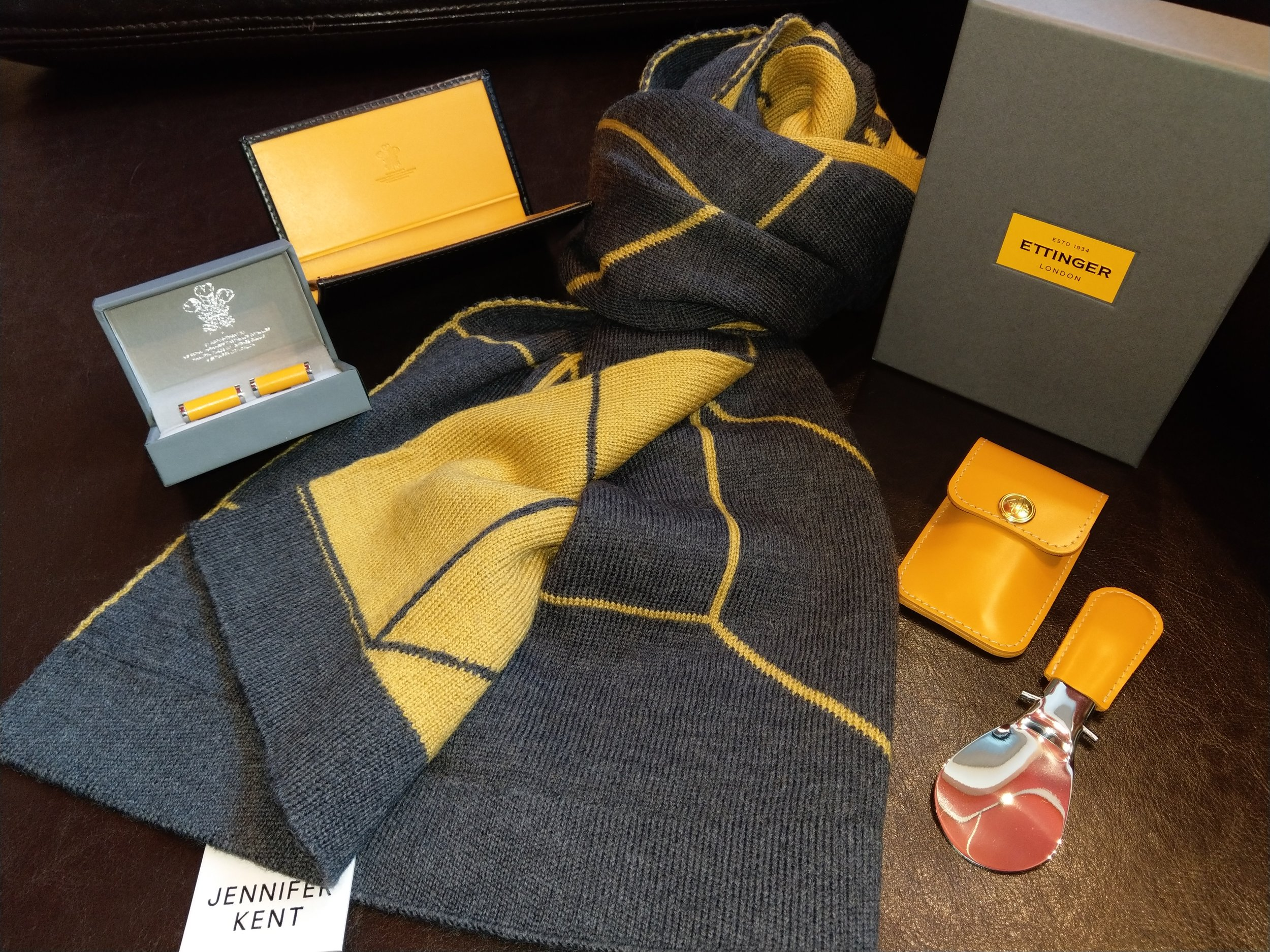 Ettinger & JK Yellow goodies.jpg