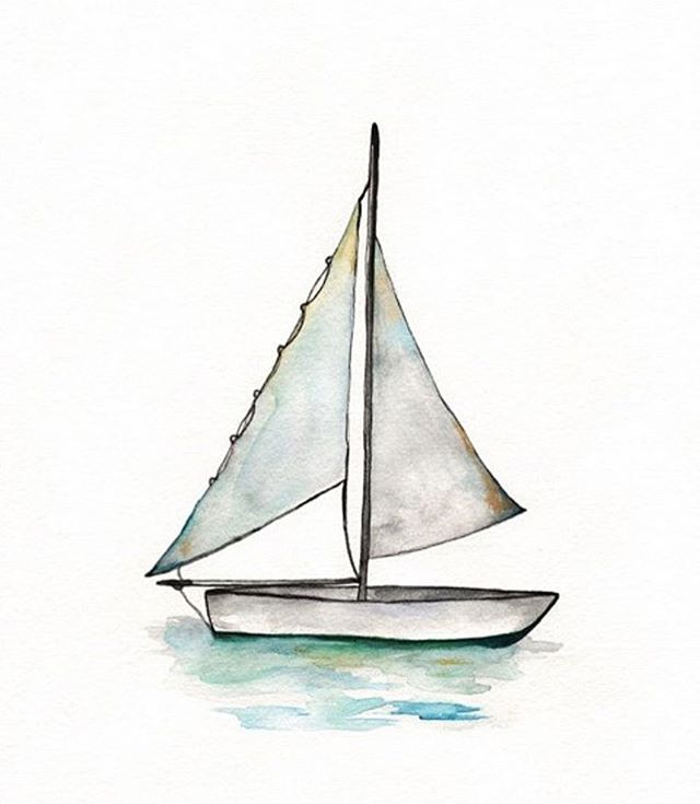 To reach a port, we must sail - sail, not tie at anchor - sail, not drift. Franklin D. Roosevelt #quotes #artistsoninstagram #artwork #watercolor #watercolour #watercolorpainting #artwork #etsyshop #etsyseller #illustration #drawing #artist #sailboat #nurserydecor #artoftheday #art #beachdecor #beachhouse #beachweddingdecor #artcollective #painting #sailboatpainting #sailboat