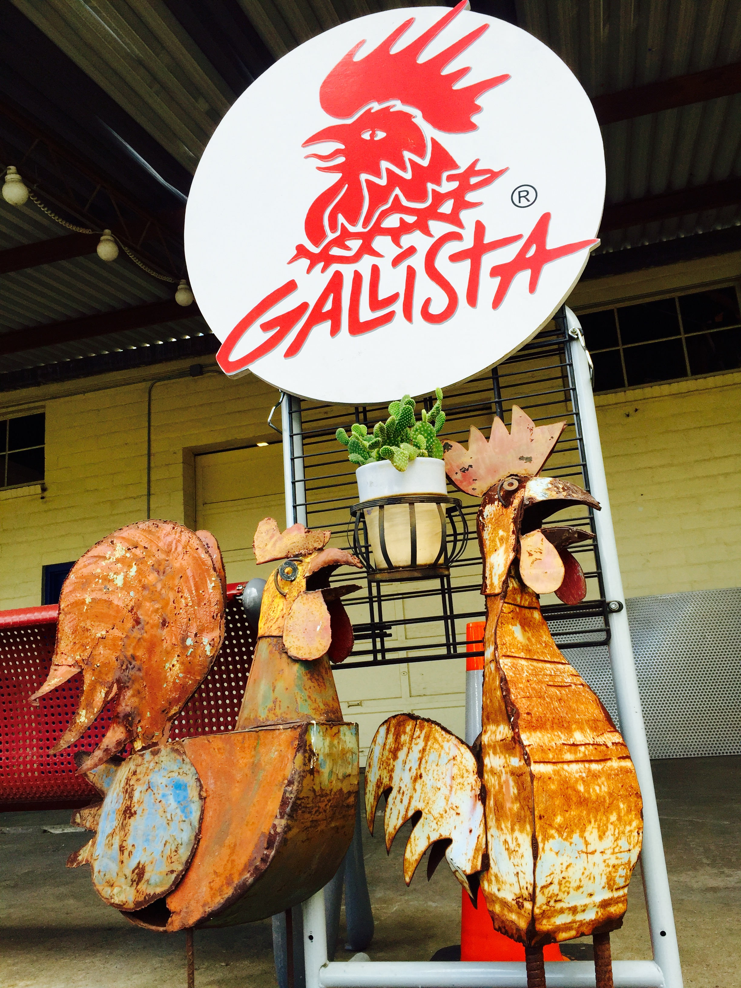 Gallista at Lone Star Studios