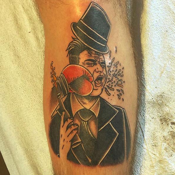 Swort Art Only Tattoo Drawing