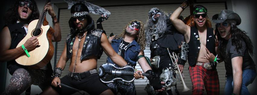 Metalachi at the Rock Box