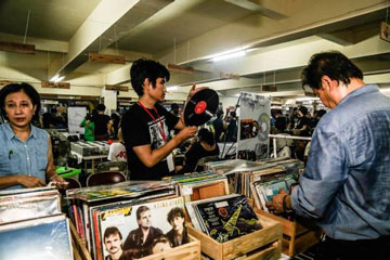 Record Store Day, Indonesia (courtesy photo)