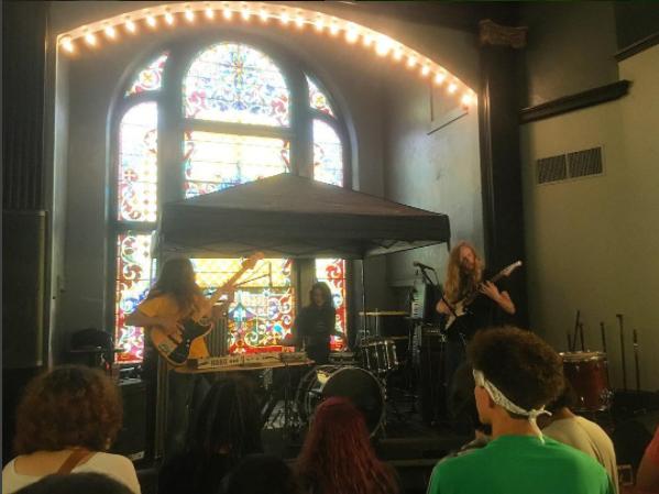 Verisimilitude - Local Music Week Kick Off Party at Franks