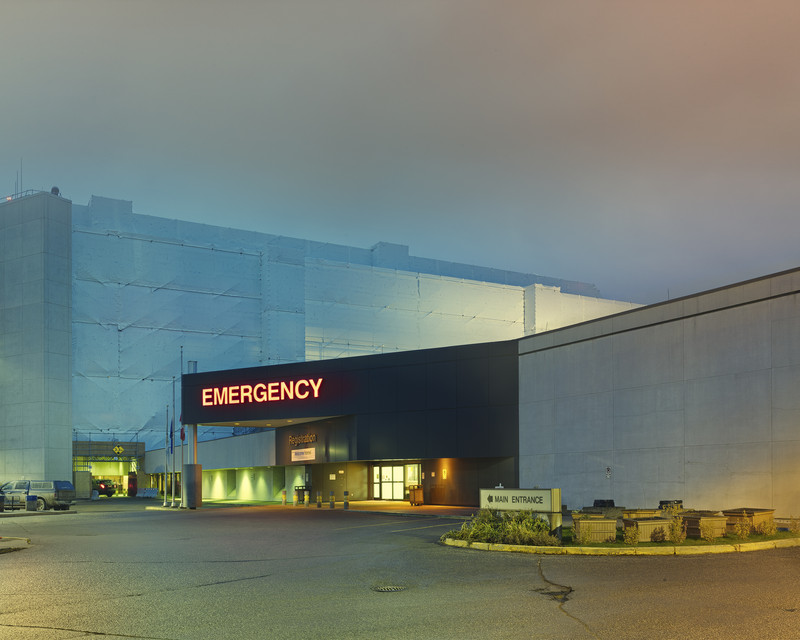 Hospital St, Fort McMurray, Alberta, Canada, 2016