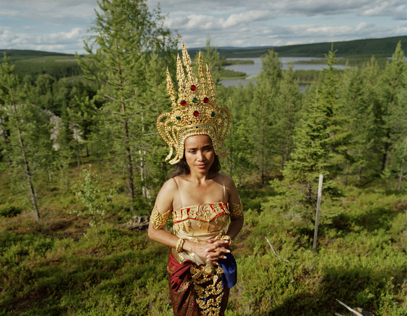 """Thitaree, Fredrika, 2008"" From the series The Land Of Queens (2009)"