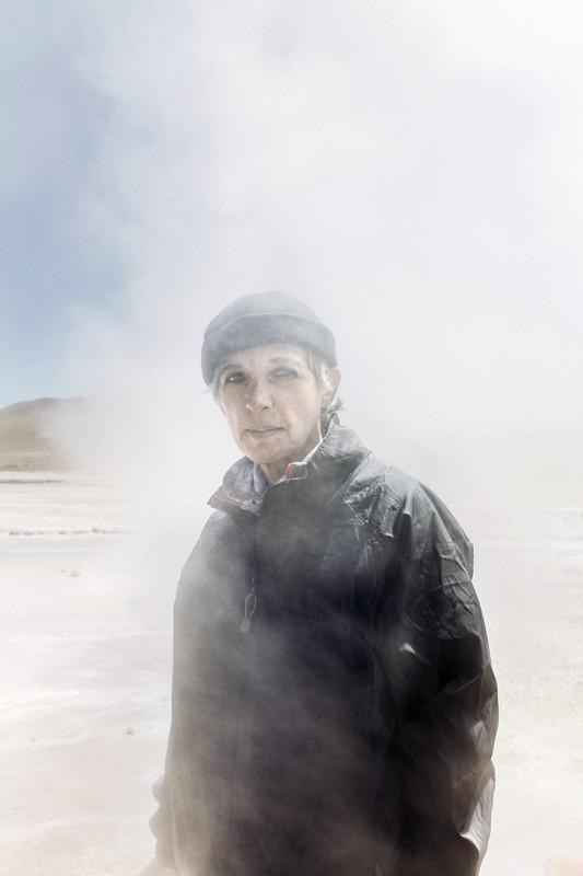 Portrait of Nathalie Cabrol