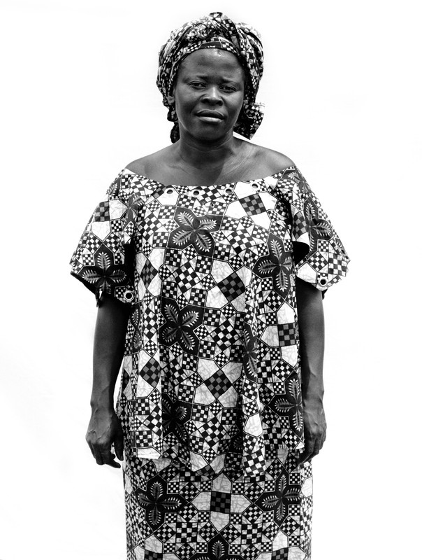 Bernardete Tchanda, 42, from Kamako