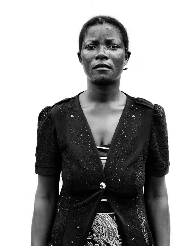 Sylvie Kapenga, 26, from Tchissengue