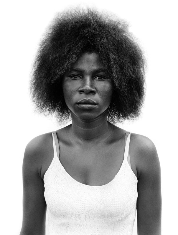 Thérese Mandaka, 19, from Kamako