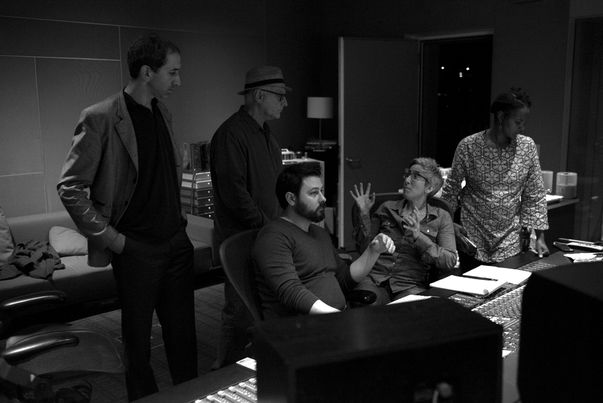 Dan Zemelman and Albert Greenberg co-writers, Alberto Hernandez engineer, Julie Wolf, producer, Takiyah Franklin vocalist