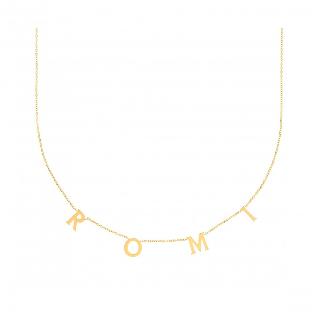 Lola James Personalized Necklace