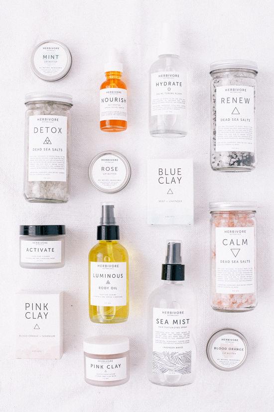Herbivore Bath Products