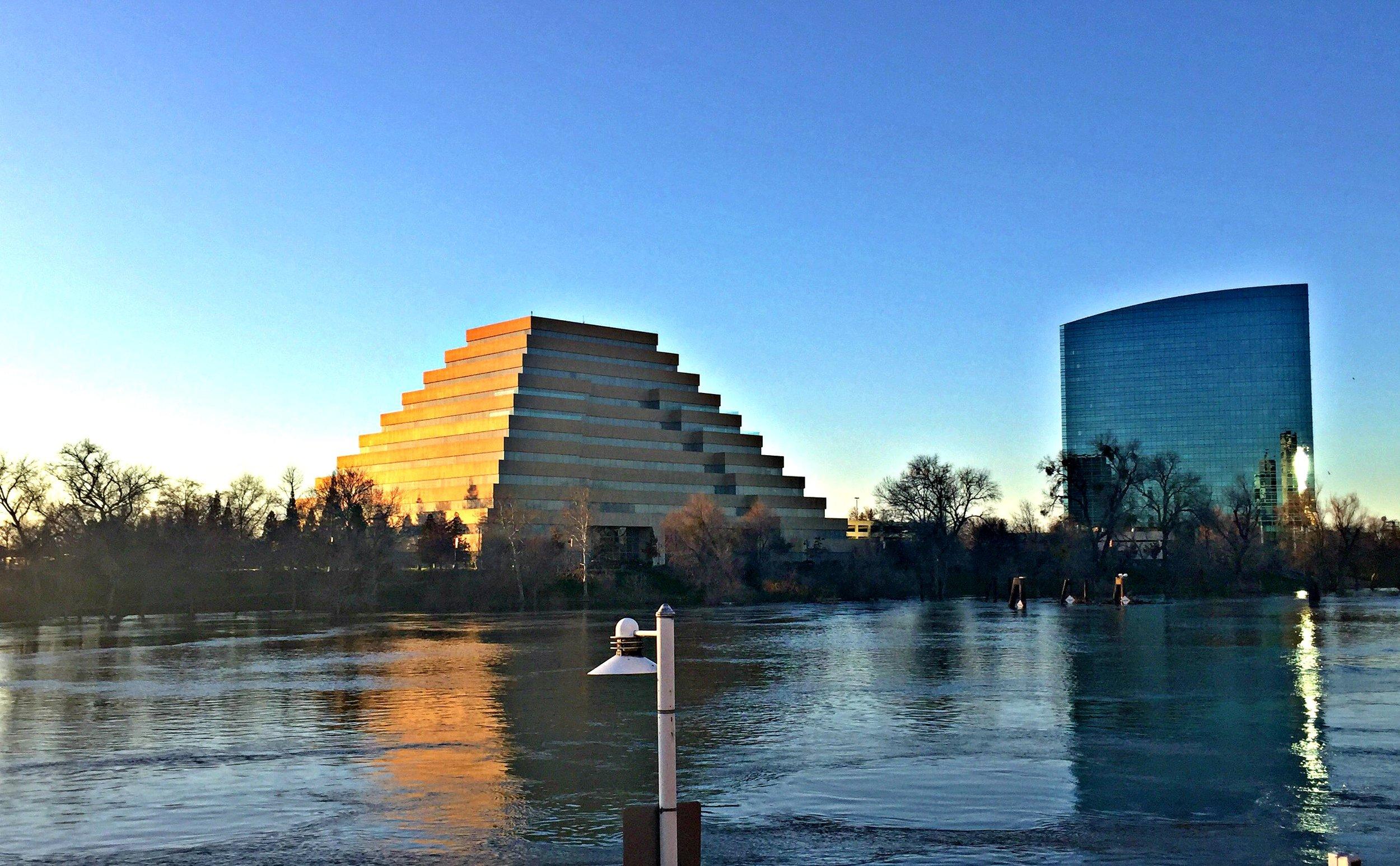 Ziggurat Building, West Sacramento