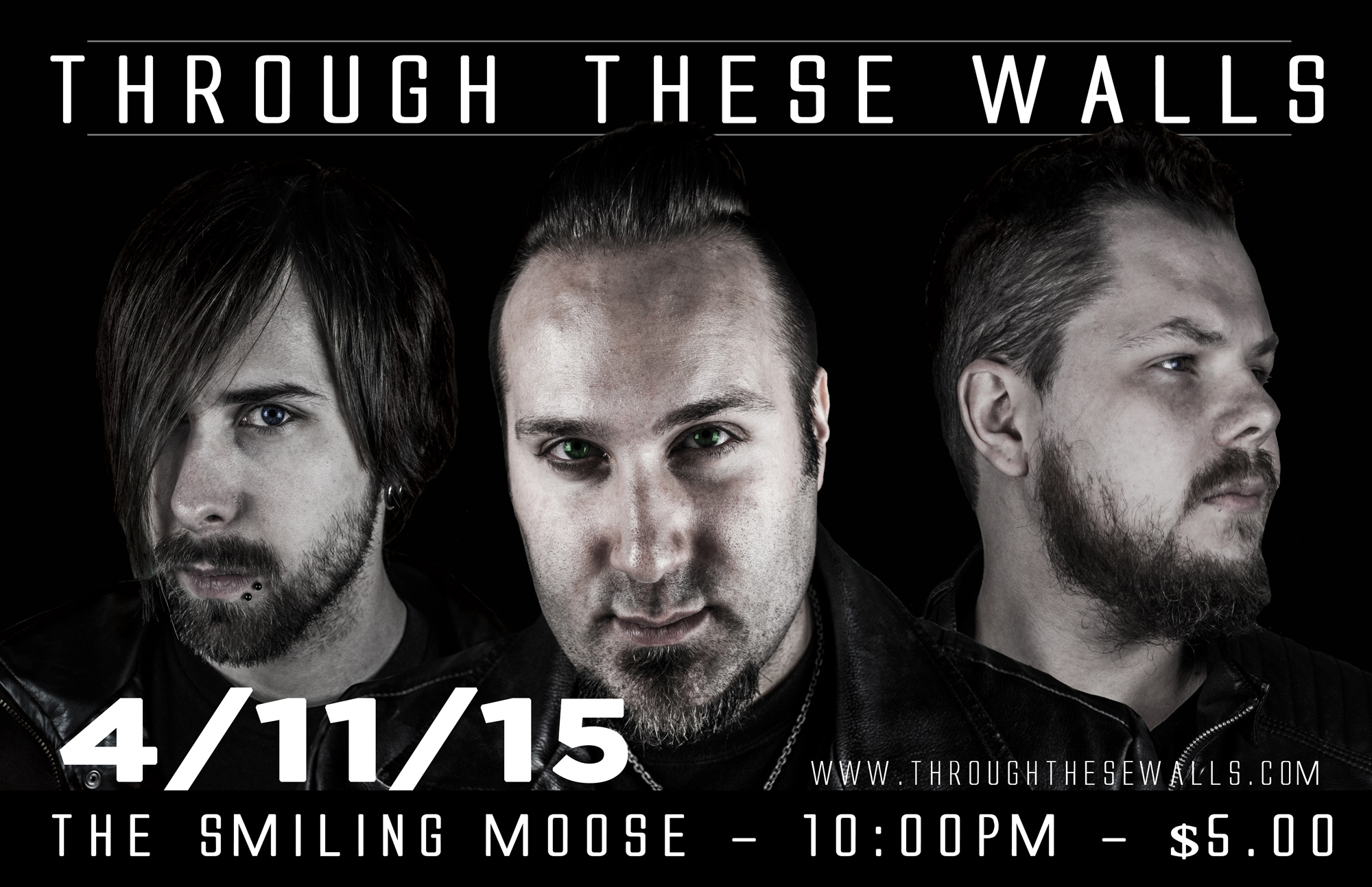April 11 - Smiling Moose