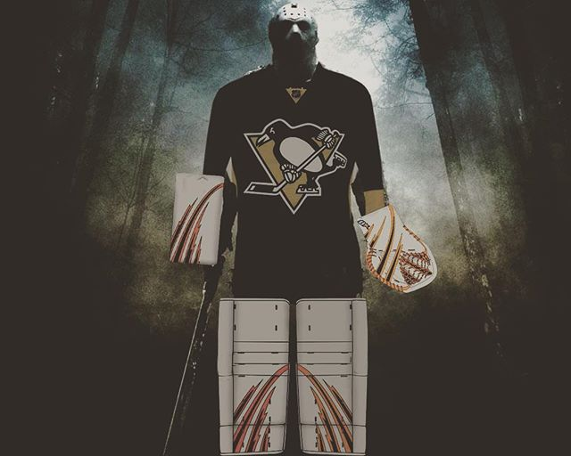 Happy Friday the 13th..and Let's Go Pens! #penguins #pens #hockey #playoffs #pittsburgh #sidneycrosby #fridaythe13th