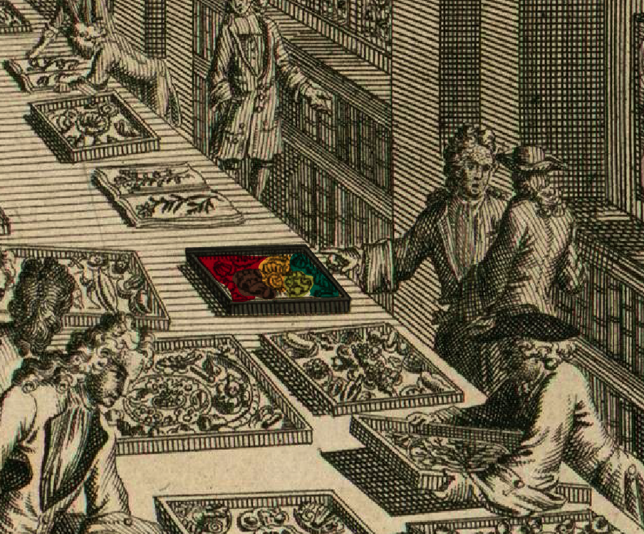 Curated Wunderkammer Trays