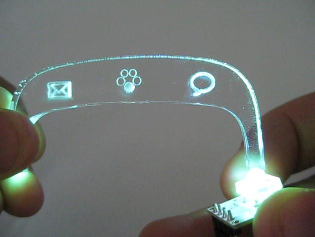 Illumination exploration demonstrating non-stratified icon levels.