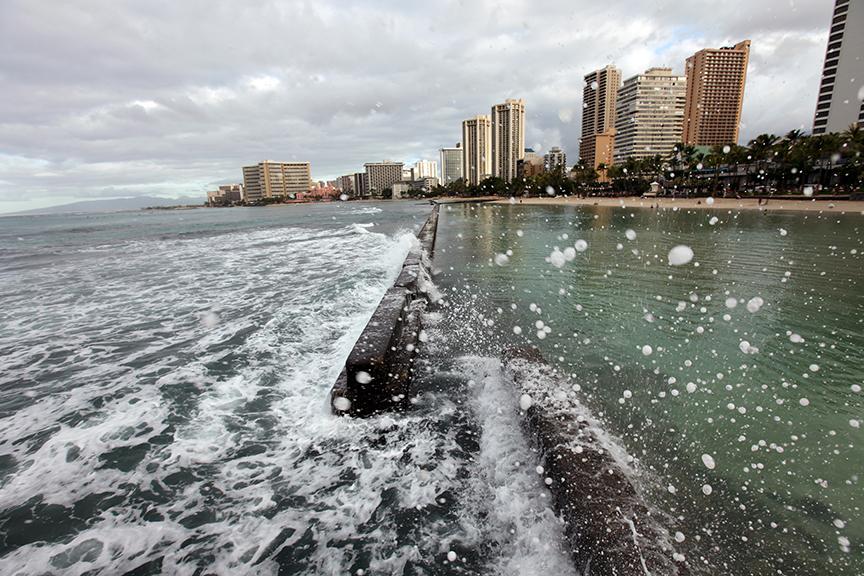 Honolulu, HI / October 30, 2011.