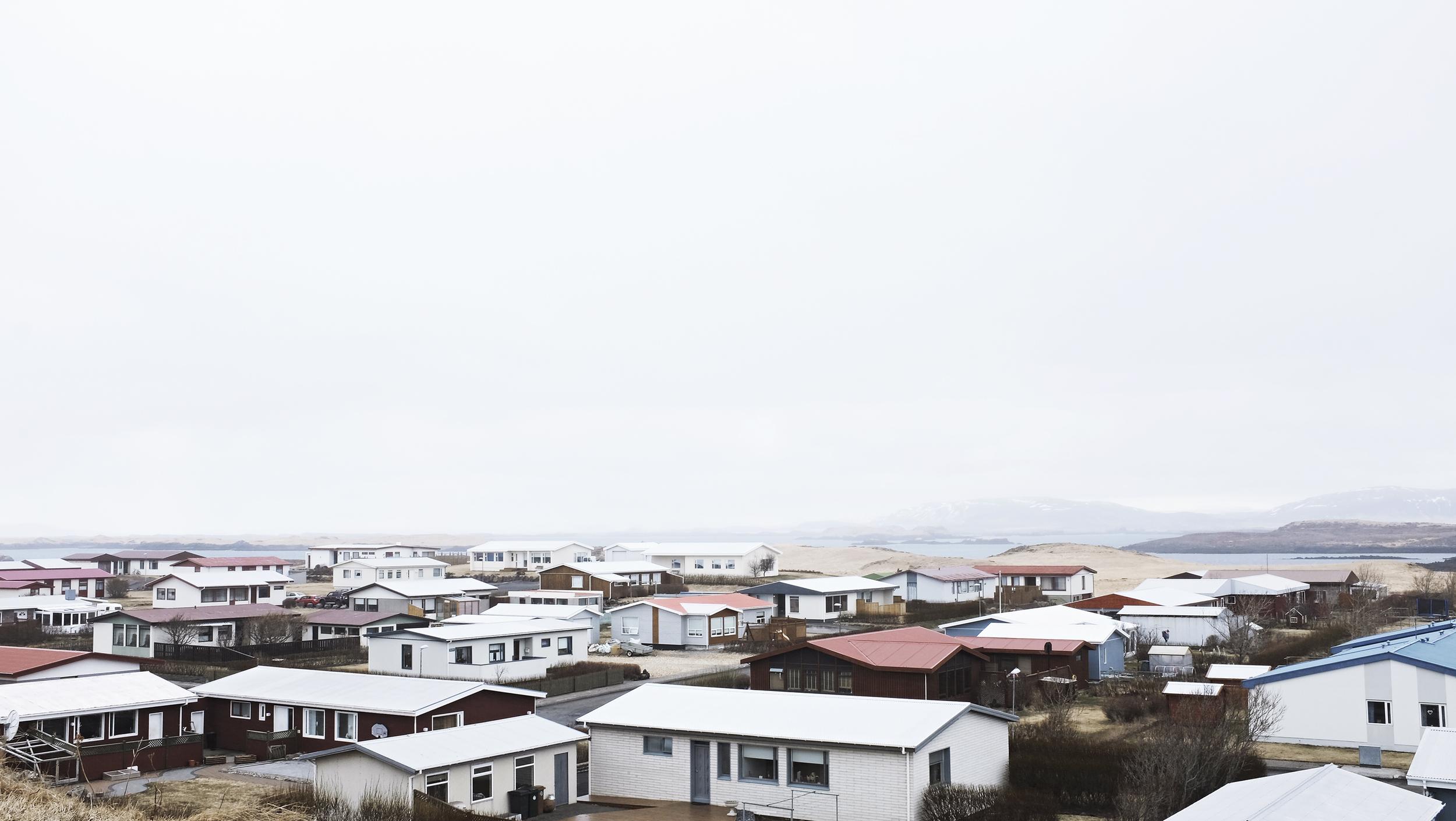 Stykkisholmur, Iceland.